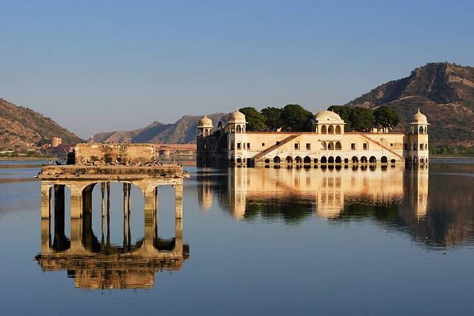 Private Full-Day Jaipur Tour With Amber Fort