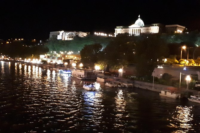 An evening stroll in Tbilisi photo 19