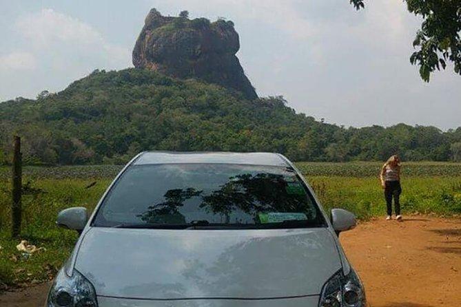 Day tour to Sigiriya & Dambulla from Kandy by B Super Tours
