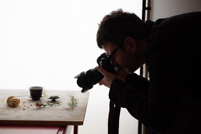 food photography studio workshop