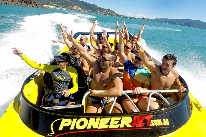 Ultimate Bay Blast - Jet Boat Thrill Ride Airlie Beach