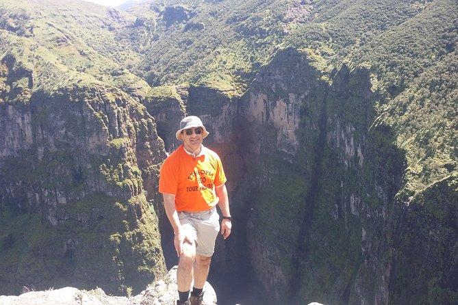 simien mountains 4 day trek