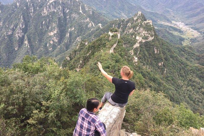 Jiankou to Mutianyu Great Wall Hiking Private Day Tour