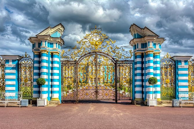 Two Imperial Palaces Private Tour: Catherine Palace and Pavlovsk Palace