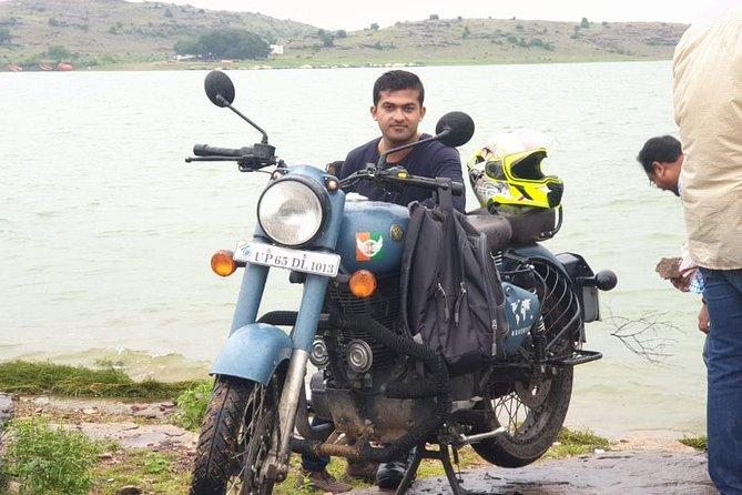 Explore Varanasi By Bike - MyRyds