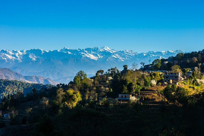 Nagarkot Hiking sunset tour - A Guided Experience