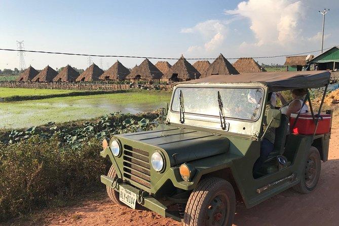 Insight Siem Reap Jeep Tour 1 Day
