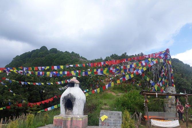 Buddhist Excursion Tour around Kathmandu Valley
