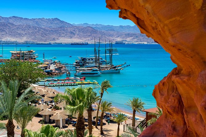 Leisure day Eilat include Luxurious Breakfast from Tel Aviv or Jerusalem