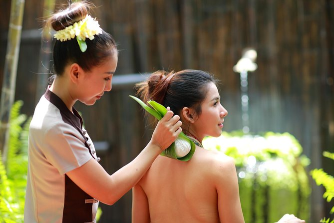 2 Hour Siam Herbal Luxury Spa Package at Fah Lanna Spa - Nimman branch