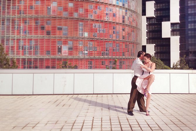 Rooftop Tango Lesson & drinks
