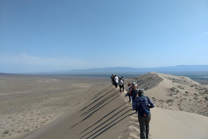 One day group tour to Altyn Emel:Singing Dune photo 7