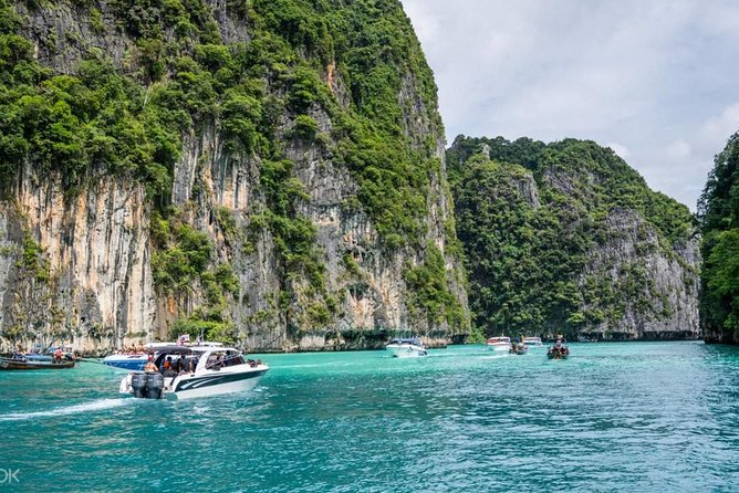 Phi Phi Island Tour by Speedboat - JOIN TOUR photo 2
