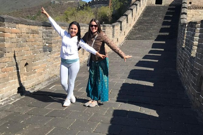 Private Tour to the Mutianyu Great Wall with English speaking Driver