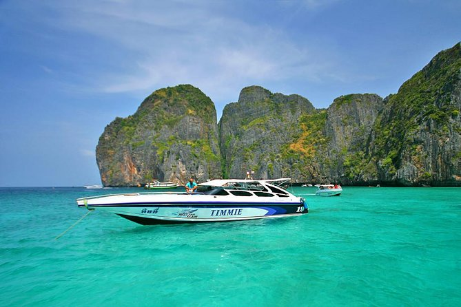 Phi Phi Island Tour by Speedboat - JOIN TOUR photo 1