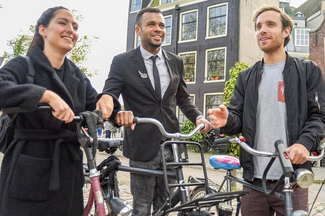 Explore the bike capital of the world: Amsterdam on a private tour