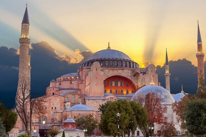 Classic Istanbul Tour Blue Mosque, Hippodrome, Hagia Sophia and Topkapi Palace
