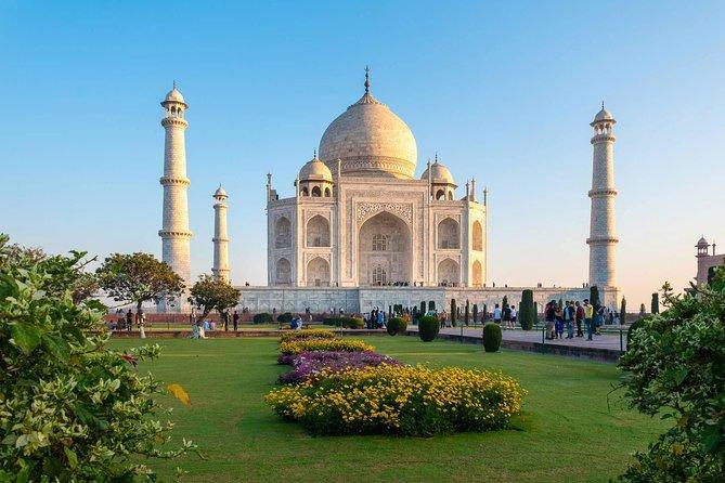 Agra Tour With Taj Mahal, Agra Fort and Fatehpur Sikri