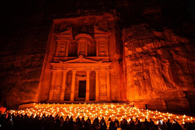 3 Day Petra By Night Show And Wadi Rum Tour from Tel Aviv/Jerusalem