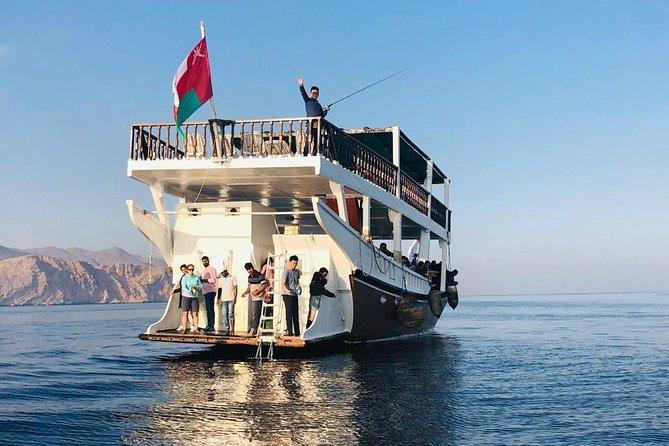 Escape to Musandam (Dibba Full Day Cruise)