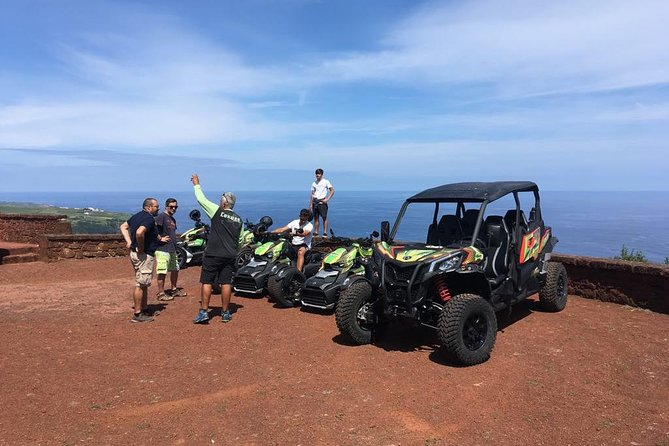 Ryker Tour - Nordeste | Breathtaking Ride on the most flowery part of the island