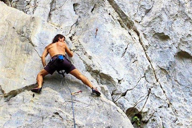 Rock Climbing Adventure in Kathmandu