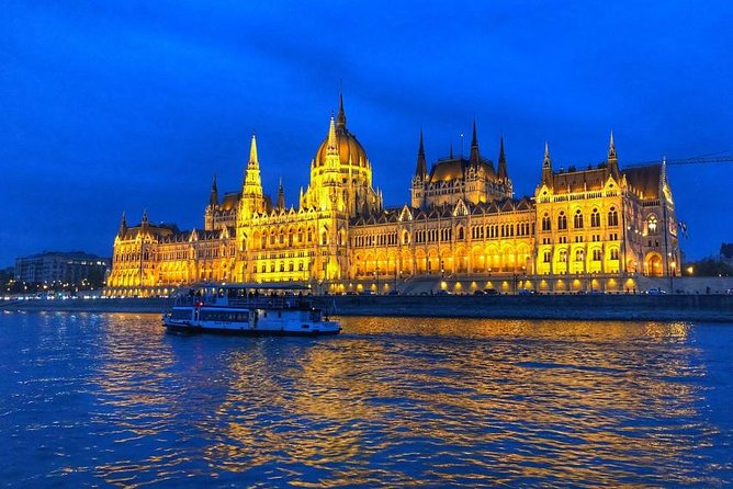 Complete Budapest walking tour