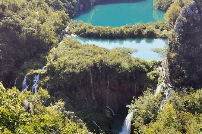 Zagreb to Zadar via Plitvice Lakes