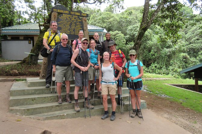 Kilimanjaro trekking - Machame route 7 days photo 7