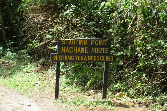 Kilimanjaro trekking - Machame route 7 days photo 3