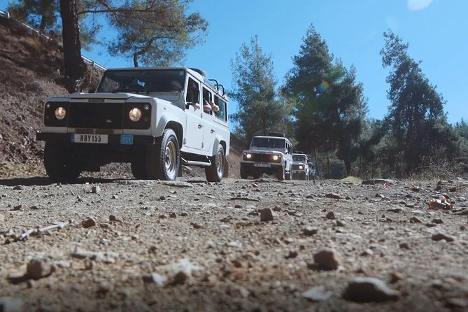 Grand Tour 4x4 Safari from Limassol