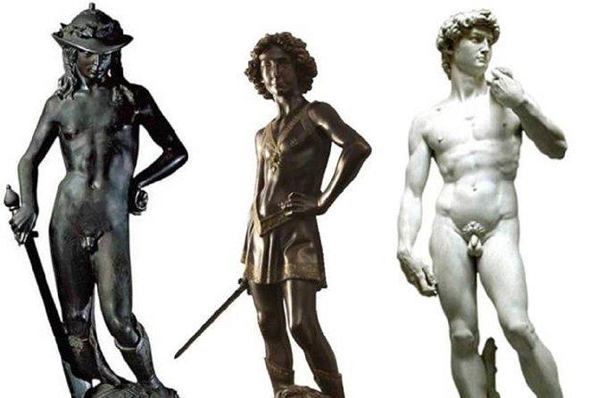 Michelangelo and Donatello Tour