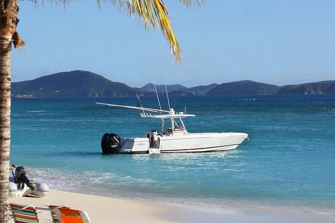 Private Boat Charters-St. Thomas, St. John, and BVI