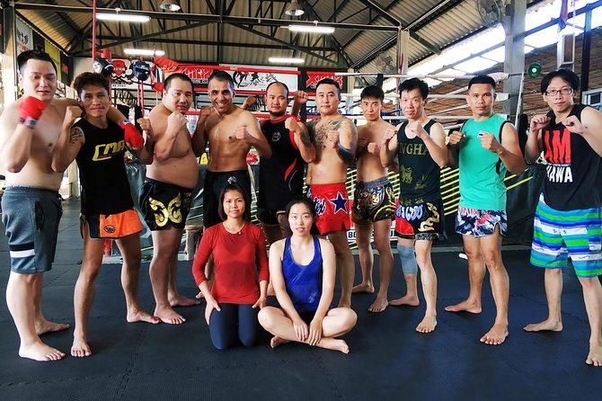 Learn the essence of Muay Thai from Thai Masters