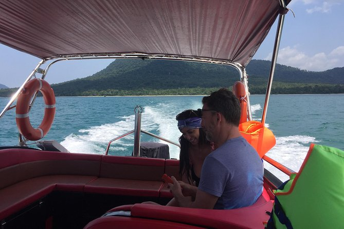 OnBird - PRIVATE Speedboat Trip to Untouched Dragon Beach, Forest, Sunset Meal photo 25