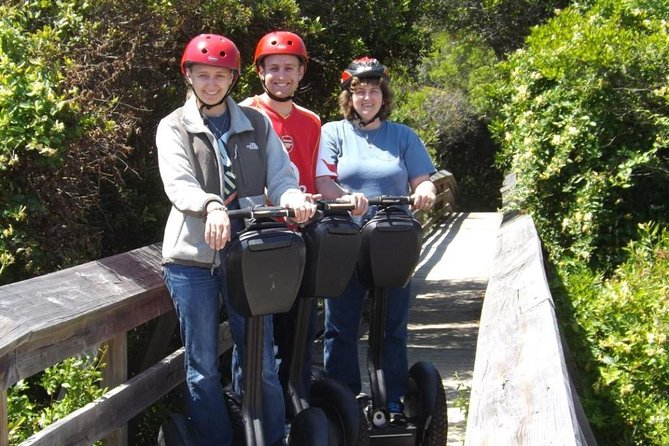 Myrtle Beach Segway Tours, Huntington Beach State Park