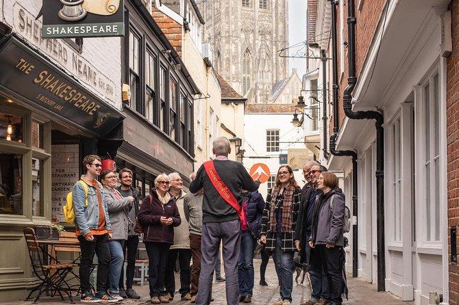 Canterbury Guided Walking Tour - 14.00 Tour