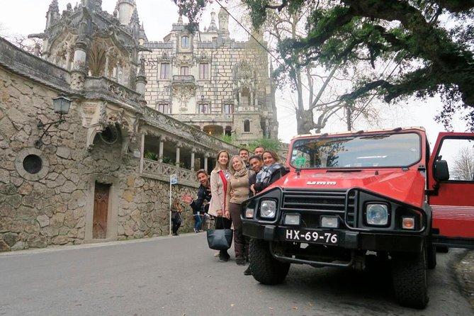 Sintra Historical Jeep Adventure