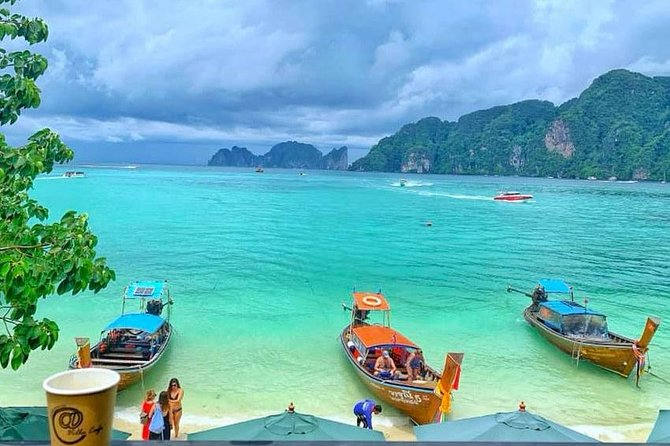 Private Speed Boat Tour to Phi Phi, Maya Bay and Khai Islands