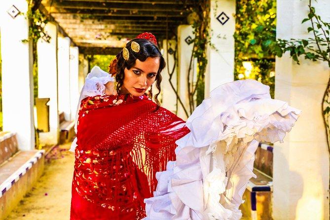 Flamenco Dance Class & Tapas