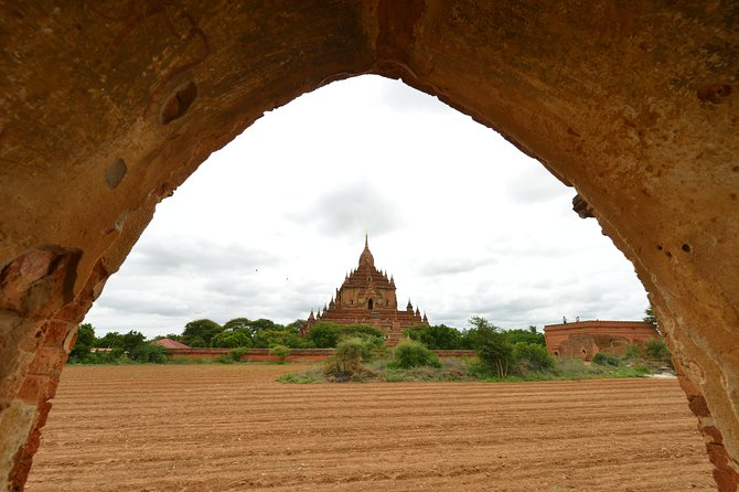 Full day Adventure Trip in Bagan with Tuk Tuk