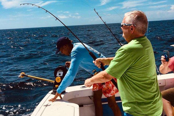 Barbados Fish and Swim Charter