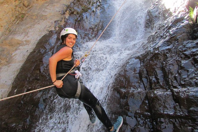 Cajon del Maipo Canyoning and Lunch Full Day Tour