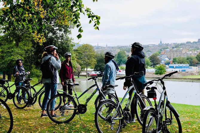 Half Day Bike Tour Edinburgh