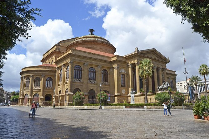Palermo Private Walking Tour with Professional Guide