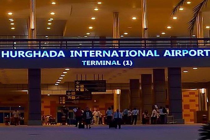 Private Arrival& Departure Transfer: Hurghada Airport