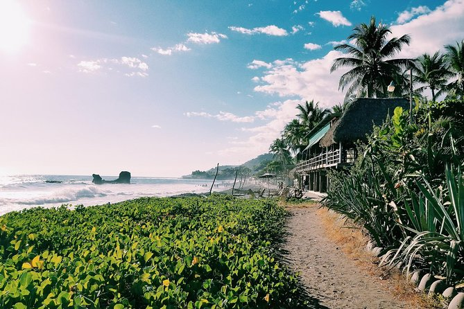 El Salvador Layover Tour | El Tunco Beach