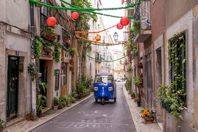 Know Lisbon By Tuk Tuk