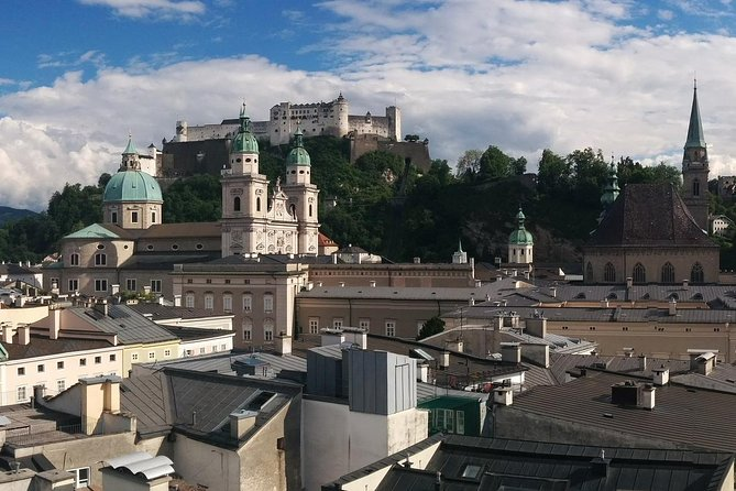 Salzburg Private Walking Tour with Professional Guide