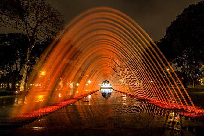 Magic Water Circuit & Lima by Night